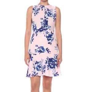 Beautiful Floral Sleeveless dress from Lark & Ro